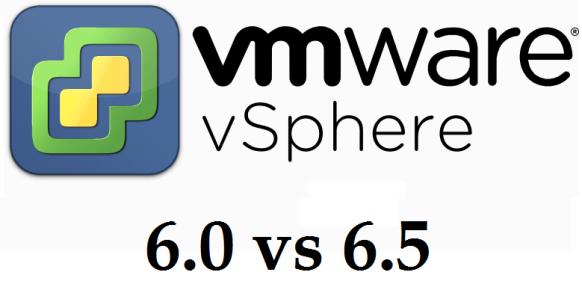 Difference Between Vmware Vsphere 60 Vsphere 65 Cloud Astronaut